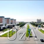 Жиззах шаҳри марказий Ш.Рашидов шоҳ кўчаси