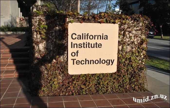 Калифорния техника университети (2)