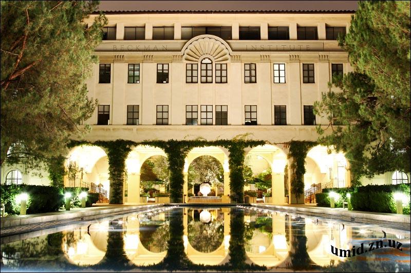 Калифорния техника институти