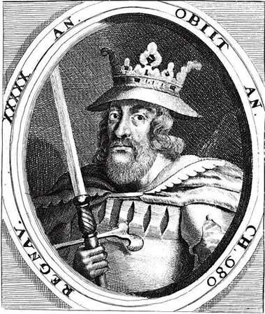 Harald I Blatand