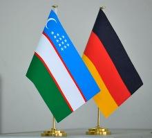 Ўзбекистон - Германия хамкорлиги