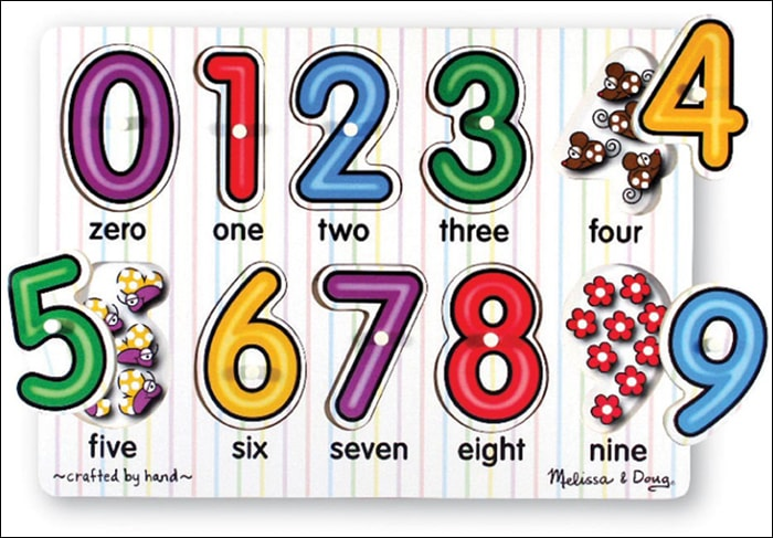 english numbers